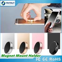 Universal Mini Soporte para teléfono móvil con soporte magnético para teléfono móvil Soporte para teléfono móvil Soporte para iPhone Samsung SMagnet Holde MQ300