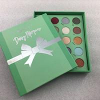 Drop Shipping Beautuy Cosmestics Daisy Marquez Makyaj 20 Renkler Göz Farı Paleti Uzun Ömürlü Su Geçirmez
