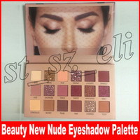 New Beauty Makeup palette New NUDE 18 colors Eyeshadow Palet...