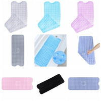 Bath Tub Mat Non Slip Mildew Resistant Shower Mats with Suct...