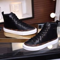 High- Top Sneaker Trainer Casual shoes Designer Shoes TOP- Qua...