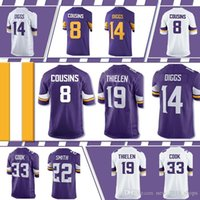 save off ae0e5 d7991 Wholesale Adam Thielen Jersey for Resale - Group Buy Cheap ...