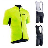 2019 Fluorescent color Cycling Team Quick Dry Mens Wear Cycl...