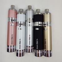 Authentic Yocan Evolve Além disso XL Wax Dabber Vape Pen Kit 1400mAh bateria com QUAD bobina removível embutido dupla Compartimento Silicone Jar
