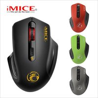 Original iMice E- 1800 USB 3. 0 Wireless Mouse 1600DPI Adjusta...