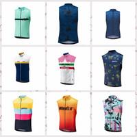Morvelo 팀 맞춤형 자전거 민소매 유니폼 조끼 여름 편안한 방풍 및 통기성 남성 야외 스포츠 저지 H042429