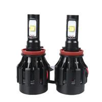 2 ADET Beyaz H8 30 W MKR 3000LM LED Far Dönüşüm Kiti Ampuller