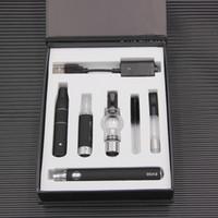 magie 4 en 1 cigarette électronique kit vape avec vaporisateur de cire Ago MT3 Verre Globle atomiseur EVOD stylo vaporisateur de batterie livraison gratuite