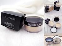 Laura Mercier Face Face Polvere Allentato Ambiente Polvere Impermeabile Ampia Durata Idratante Volto Allentato Polvere Maquiagem Trucco traslucido 3 colori