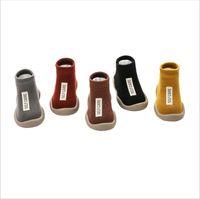 Mocasines para bebés Prewalker Niño Primeros caminantes Infantil Verano Calcetines antideslizantes para el suelo Recién nacido Primeros caminantes Zapatos Suelas de goma Calzado C5510