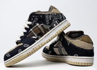 New Travis Scotts x SB Dunk Low Sneakers Men Women Cactus Ja...