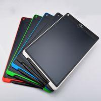 LCD 쓰기 태블릿 디지털 디지털 휴대용 8.5 인치 그리기 태블릿 필기 패드 전자 태블릿 보드 성인을위한 키즈 어린이