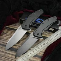 Zero Tolerance Messer ZT0770 Flipper Messer 5CR15MOV ABS Handgriff ZT Klappmesser Outdoor-Taschenmesser Huntting