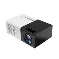 J9 LED Mini proiettore HD Ultra Proiettori Supporto Minis Supporto cellulare Multimedia Home Theater PK YG300
