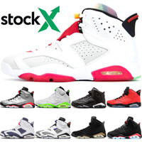 6 Hare Mens Basketball Shoes 6s Stock X Infrared Reflective ...