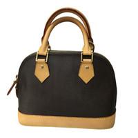 Top qualité designer sacs à main de luxe Alma bb pm shell sac femmes sacs emblématique crossbody sacs de mode montre des sacs à bandoulière