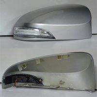 도요타 캠리 VIOS 야리스 2,012에서 2,015 사이 중동, 유영 노란색 회전 신호 + DRL + 지상 램프에 LED 리어 뷰 미러 조명 + 커버 케이스