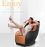 أحدث الحديثة الرئيسية لكامل الجسم 4D متعدد الوظائف كرسي التدليك الكهربائية كرسي مع بلوتوث ستيريو
