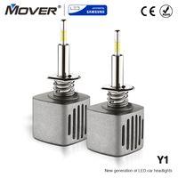 삼성 H7 LED H4 H8 H9 H11 9005 HB3 9006 자동차 스타일링 자동차 헤드 라이트 5500K 4300K가 제공하는 자동차 헤드 라이트 전구 Y1 32W의 LED
