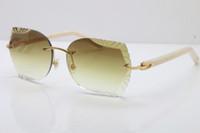 Fabricantes Atacado 8200762A Ao Ar Livre Dirigindo C Decoração Design Venda Meio Frame Óculos de Sol Novo Moda Classic óculos