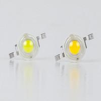 chips de LED de potencia Hight Cuentas de 1Wcool blanco caliente Neutral blanco 3000k 4000k 6000k 10000k 20000k 30000k LED 100pieces bombilla de la lámpara de luz