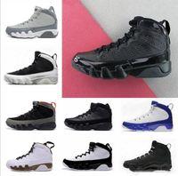 9 Bred Chaussures Hommes de basket-ball IV 9 noir Anthracite Université rouge Chaussures de sport Ville de vol Sneaker Top Athletics qualité shippment libre