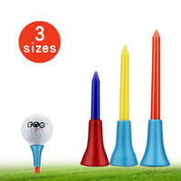 Pack of 30 pcs Golf Tees Plastic Golf Tee Durable Rubber Cus...