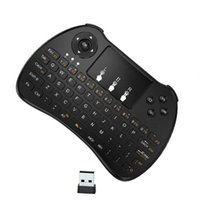 2.4 GHz Mini Wirless Teclado Touchpad Para PC Pad Xbox 360 PS3 Android TV Box HTPC IPTV FW889