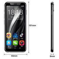 الهواتف البسيطة الهواتف المحمولة الذكية K-TOUCH I9 Android8.1 3GB RAM 32GB ROM المزدوج الصغيرة SIM الأصل 4G LTE الهاتف Moviles VOLTE مفتوح الصينية