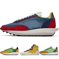 New LDV Waffle Daybreak X Chunky Dunky Hommes Chaussures de course Mode Sneakers Toki Slip Txt Daybreak Multi Blue Zapatos CN8899-006