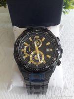2020 новый EFR550 EF-550RBSP-1A EF 550RBSP 550 Спортивный хронограф Мужские часы 125 Модели Доступны Сторовые часовые часы