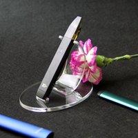 Vape Stift Acryl-Display steht E cig Pods Ecig Kit Regal Halter wegwerfbare vape Stift Rack