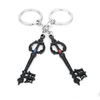 Games Kingdom Heart Keychain Keyblade Key Sora Riku Kair Rox...