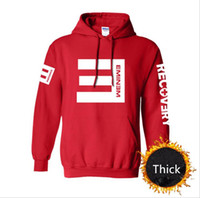 Big Letter E Print Man Hoodies Fashion Hip Hop Autumn Winter...