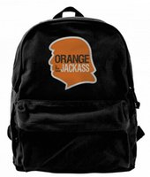 Donald Trump Canvas Shoulder Backpack Cute Backpack For Men ...