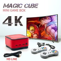 New 4K HD USB Wireless Handheld TV Video Game Console Build In 1500 Classic Game 128 Bit Mini Video Console Support HDMI Output