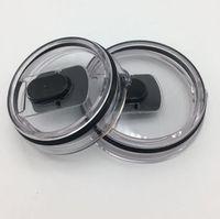 Nouveau couvercle magnétique en plastique de grande capacité Couvercle de tasse anti-éclaboussure pour couvercles 900 ml / 600 ml