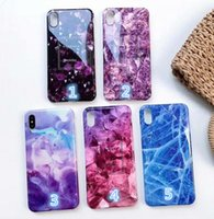 Mobile phone case smooth marble IMD full package TPU soft sh...