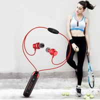 BT315 Bluetooth Headset In Ear Headphone Magnetic Sports Bas...