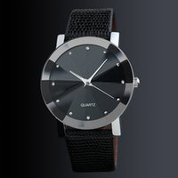 Elegant Fashion Couple Watches Casual Temperament Business Q...