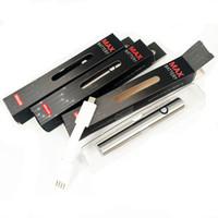 Amigo Itsuwa Max Vape Battery 380mAh 510 Thread Battery Battery التسخين البطاريات قابل للتعديل الجهد خرطوشة النفط Vape القلم مربع التغليف