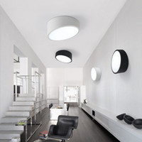Nordic Creative Beveled Cylinder Ceiling Lights Simplicity R...