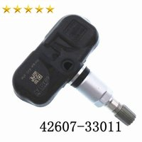 NEW TPMS Датчик 315MHZ 42607-33011 шин давления в шинах Monitor System 4260733011 Для C orolla Yaris C Амри Prius АВТОТОВАРЫ высокого качества