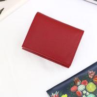 2020 المبيعات الساخنة أزياء العلامة التجارية الفاخرة بطاقة حقيبة مصمم حقائب اليد cattlehide المرأة حقيبة بطاقة مصغرة محفظة جلدية شحن مجاني.