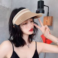 Hair clip sunshade hat for summer sunscreen, cool hat for su...