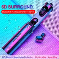 Mini T1 TWS V5. 0 Earphone 3D True Wireless Stereo Earbuds Wi...