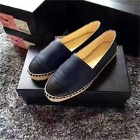 2019 Designer Brand Women Espadrilles Top Quality Real Lambs...