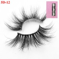 mink eyelashes 25mm 100% Mink Eyelashes 25mm Dramatic Long F...