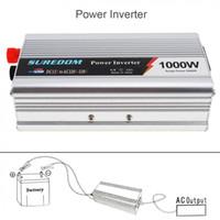 Freeshipping 1000 W DC 12V 24 V a CA 220 V 110 V USB Portable Power Inverter Adattatore Caricatore Universale Convertitore di tensione Zucchero Power 2000 W