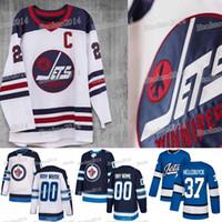 Blake Wheeler 2018-19 Heritage Winnipeg Jets Mark Scheifele Patrik Laine  Connor Hellebuyck Dustin Ben a3e833711